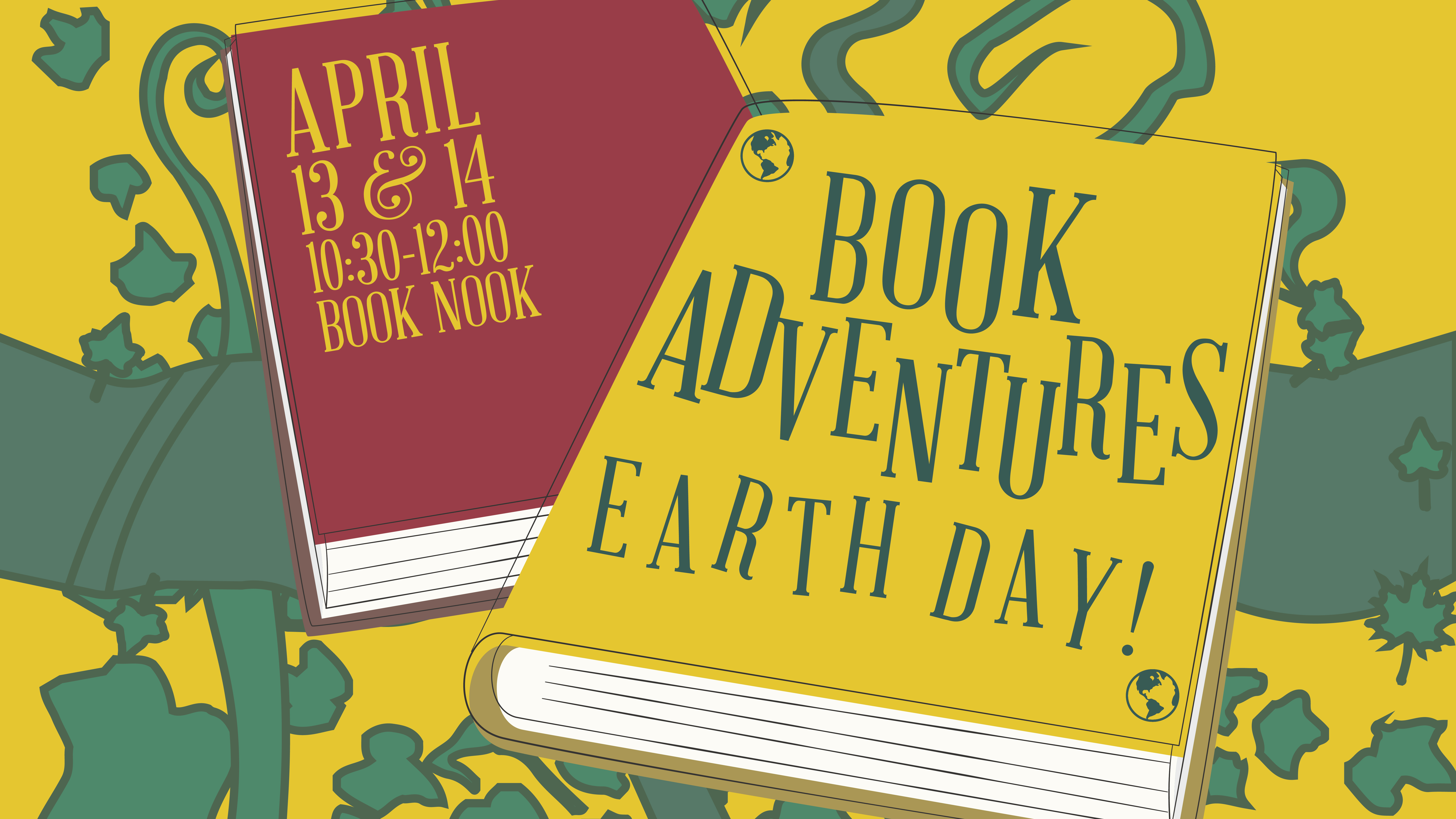 Book Adventures: Earth Day!