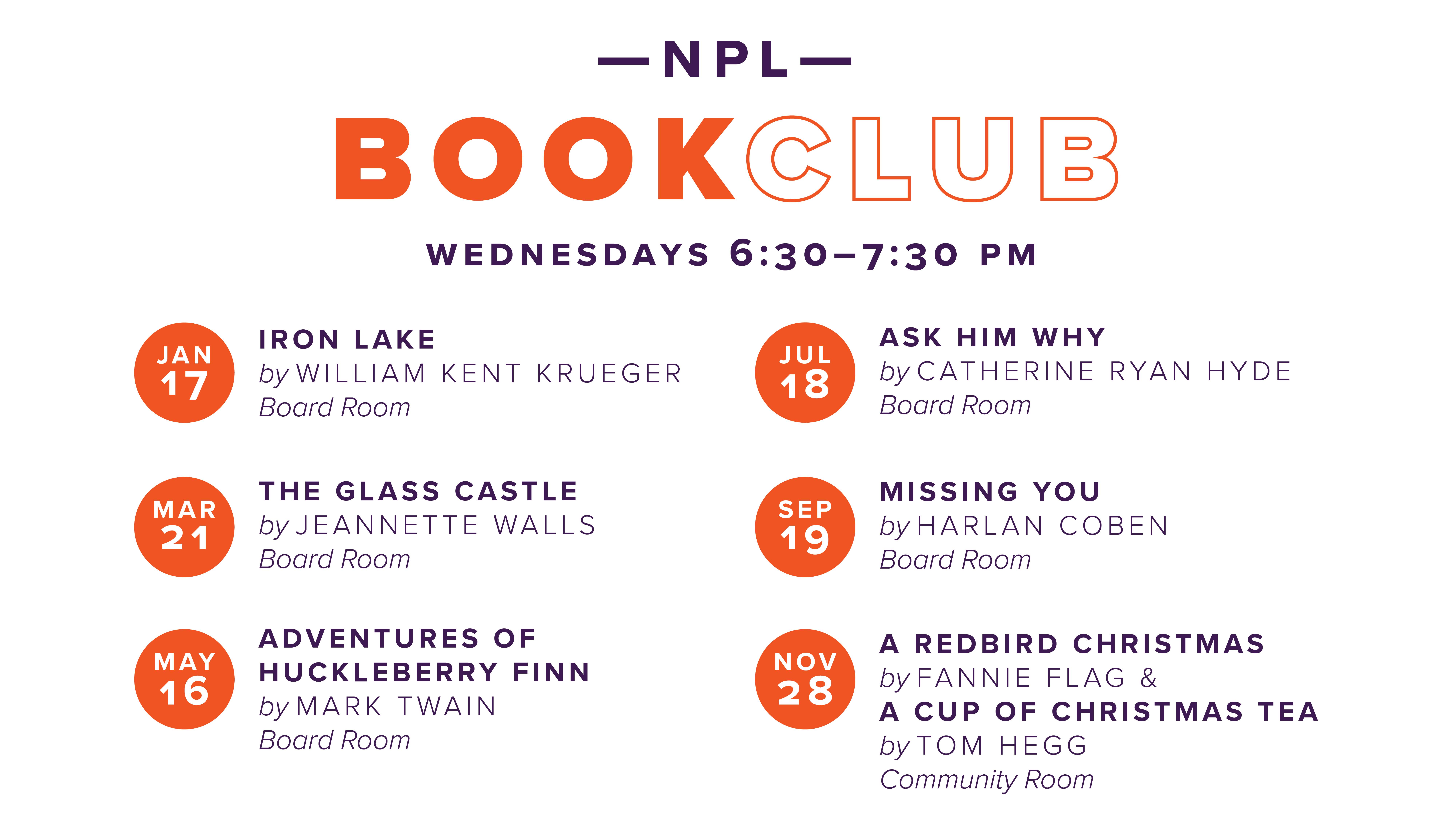 NPL Book Club