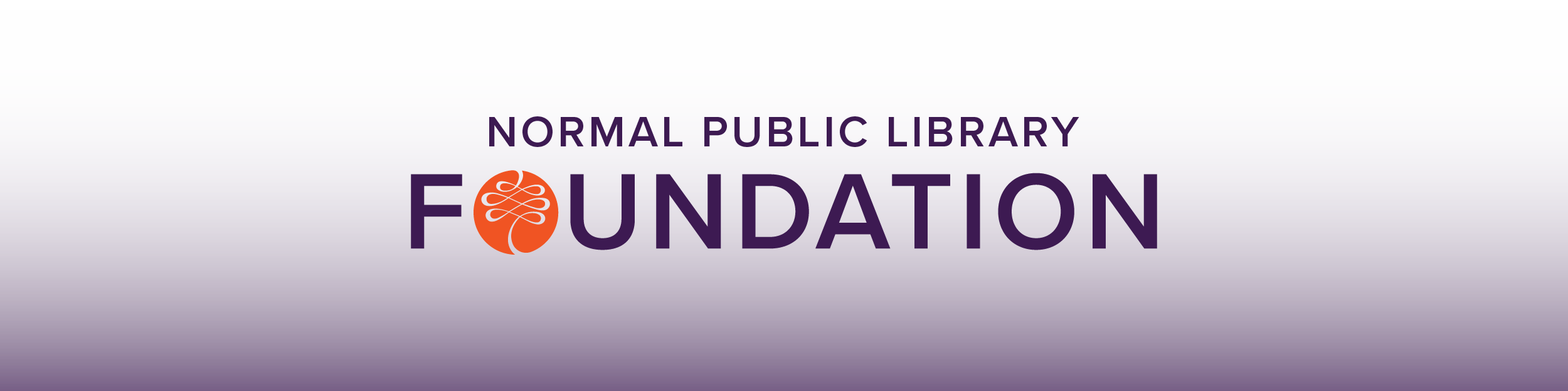 Normal Public Library Foundation Logo