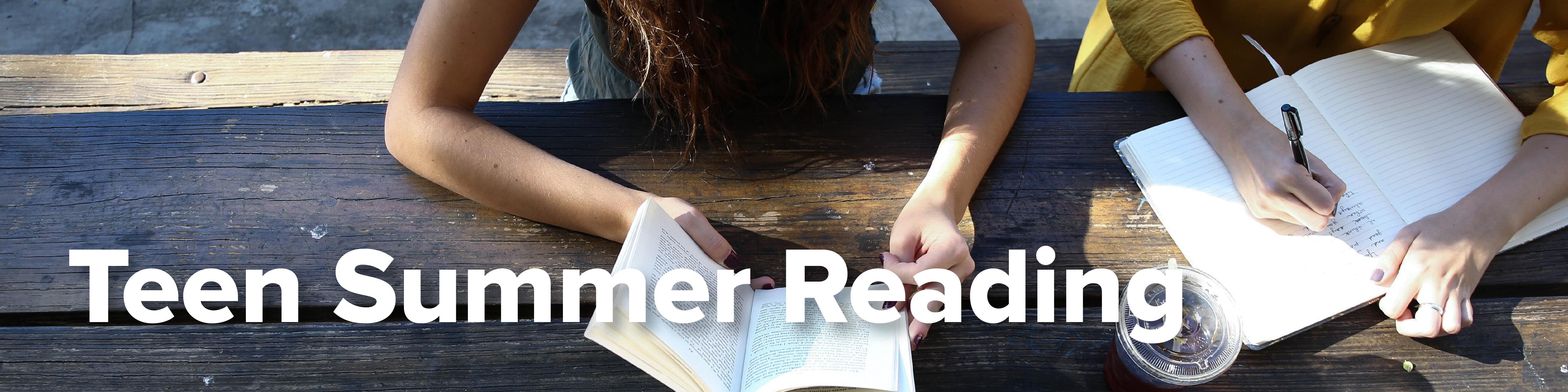 Teen Summer Reading