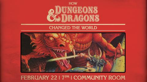 How Dungeons & Dragons Saved the World