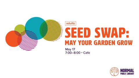 Seed Swap: May Your Garden Grow