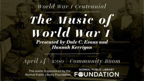 The Music of World War I